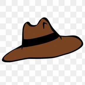 Cowboy Cartoon Cliparts - Cowboy Hat Beanie Top Hat Clip Art PNG