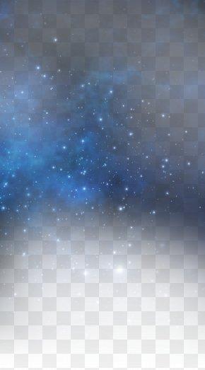 Blue Star - Blue Star Sky PNG