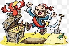 Pirate Log - Piracy Image International Talk Like A Pirate Day Treasure Contraband Days PNG