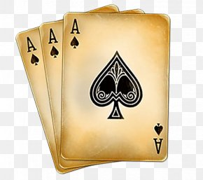Yellowed Playing Cards - Jerry's Nugget Playing Cards Texas Hold 'em Magic: The Gathering Jerry's Nugget Playing Cards PNG