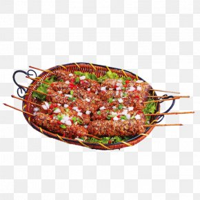 Barbecue - Barbecue Sausage Kebab Grilling Meat PNG