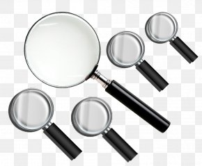 Sizes Magnifying Glass - Magnifying Glass Mirror Icon PNG
