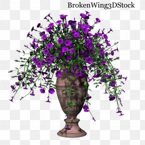 Flower Pot - Flowerpot Houseplant Petunia PNG