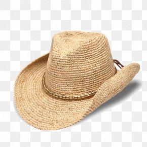 Raffia Hat Picture - Sun Hat Cowboy Hat T-shirt Fedora PNG