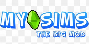 MySims Logo Mod PC Game Brand PNG