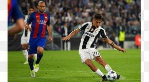 Paulo Dybala Argentina - 2017–18 UEFA Champions League Juventus F.C. FC Barcelona 2015–16 UEFA Champions League Argentina National Football Team PNG
