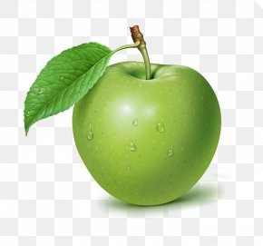 Fruit Food Icon Sketch,Beautifully Green Apple - Juice Apple Fruit Nutrition Extract PNG