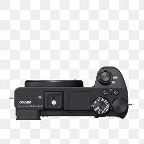 Camera - Sony α6500 Sony Alpha 6300 Sony α6000 Mirrorless Interchangeable-lens Camera APS-C PNG