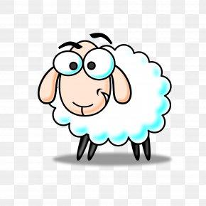 Sheep - Sheep Cartoon Clip Art PNG