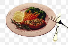 Steak Knife And Fork - Beefsteak European Cuisine French Cuisine French Fries Frying PNG
