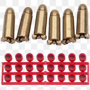 Ammunition - Bullet Firearm Cap Gun Colt Single Action Army PNG