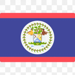 Belize Flag - Flag Of Belize Flags Of The World PNG