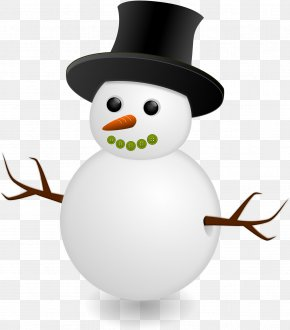 Snowman - Frosty The Snowman Vector Graphics Hat Pixel Density PNG