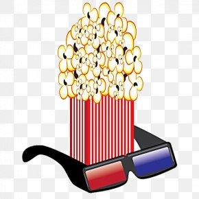Movie Popcorn Material - Popcorn Royalty-free Clip Art PNG
