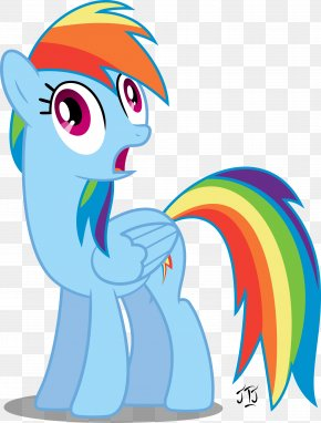 My Little Pony - My Little Pony Rainbow Dash PNG