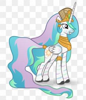 My Little Pony - My Little Pony Winged Unicorn Princess Celestia DeviantArt PNG