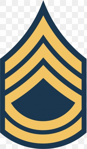 Sergeant First Class Master Sergeant Non-commissioned Officer Military Rank PNG