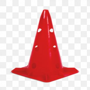 Korfball - Cone Sport Yellow Red Material PNG