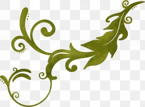 Tree Branch - Green Adobe Photoshop RGB Color Model Clip Art PNG