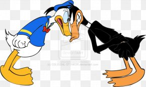 Angry Duck - Daffy Duck Donald Duck Cartoon Drawing Clip Art PNG