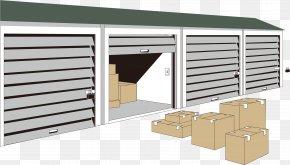 Vector Creative Design Factory Warehouse Map - Warehouse Euclidean Vector Illustration PNG