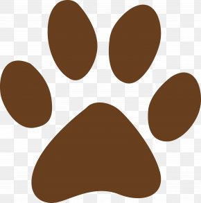 Brown Cat Claw - Cat Dog Claw Paw Kitten PNG