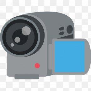 Video Camera - Emoji Video Cameras Photography Movie Camera PNG