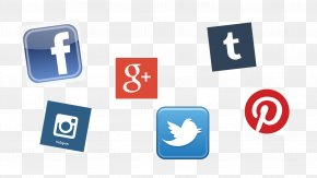 Social Media Icons - Social Media Marketing Social Networking Service PNG