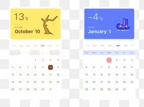 Calendar Designer - Calendar Screenshot PNG