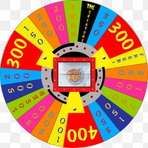Wheel Of Fortune Spin - Game Show Television Show Digital Art Drawing PNG