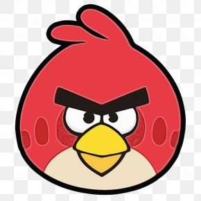 Smile Video Game Software - Angry Birds 2 PNG
