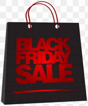 Black Bag Black Friday Sale Image Clipart - Black Friday Sales Bag Clip Art PNG
