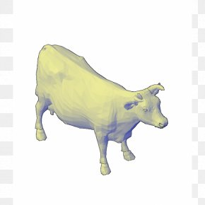 Cow - Dairy Cattle Ox .dwg Computer-aided Design PNG