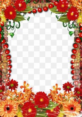 Border Frame Design - Picture Frame Film Frame PNG