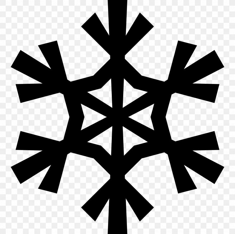 Snowflake Clip Art, PNG, 1600x1600px, Snowflake, Black And White, Cloud, Cross, Icon Design Download Free