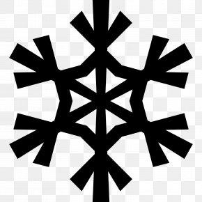 Snowflake - Snowflake Clip Art PNG