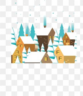 Snow House Snow Creatives - Daxue Snow Winter PNG