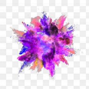 Explosion - Dust Explosion Image Desktop Wallpaper PNG
