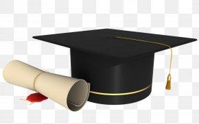 Cap - Square Academic Cap Graduation Ceremony Diploma Academic Degree PNG