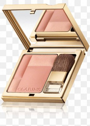 Face - Sunscreen Rouge Face Powder Clarins Cosmetics PNG