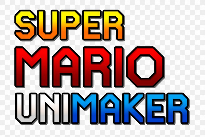 Super Mario Maker Super Mario Unimarker Super Mario Bros Super