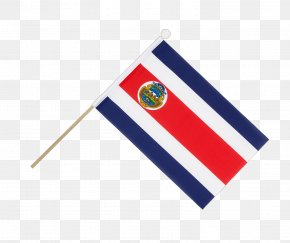 Flag - Flag Of Costa Rica Flag Of Costa Rica Russia Fahne PNG