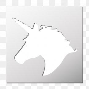 Unicorn - Unicorn White Drawing /m/02csf Font PNG