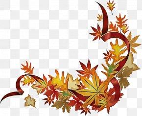 Flower Autumn - Leaf Clip Art Plant Tree Autumn PNG