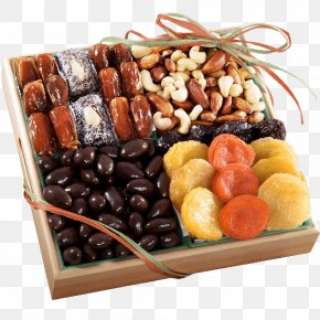 Dried Fruit - Dried Fruit Food Gift Baskets Chocolate Nut PNG