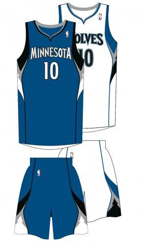 Blank Basketball Jersey Template - Minnesota Timberwolves Utah Jazz Los Angeles Clippers Jersey Basketball Uniform PNG