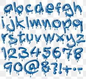 Alphabet Letter Handwriting Typeface Font PNG