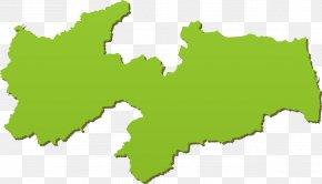 Map - Map Geography João Pessoa, Paraíba Boqueirão Regions Of Brazil PNG