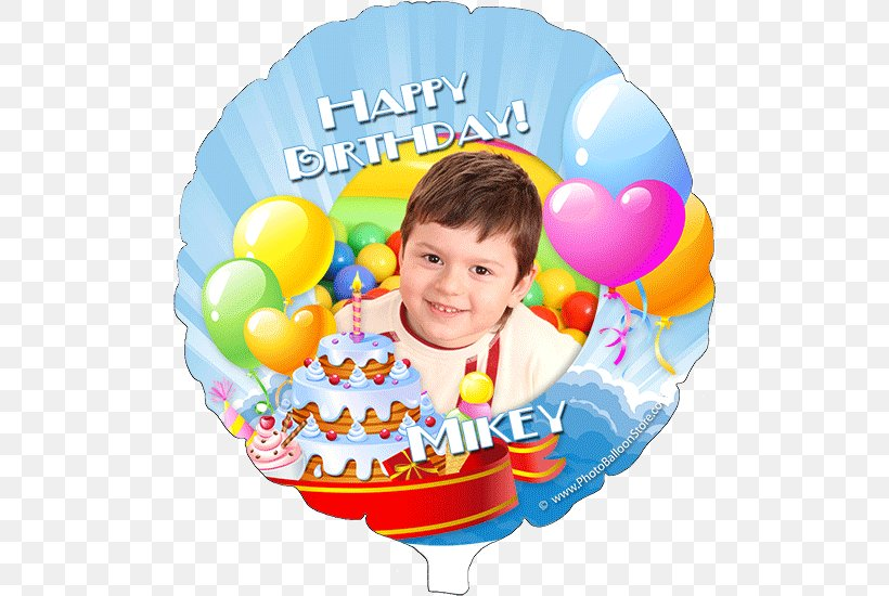 Mylar Balloon Birthday Party Toy, PNG, 500x550px, Balloon, Baby Toys, Birthday, Bopet, Child Download Free