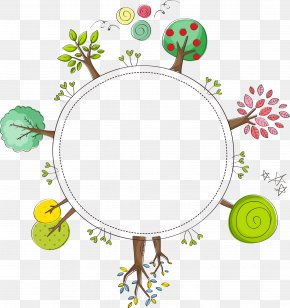 Plant Trees Vector - Tree Plant Euclidean Vector PNG